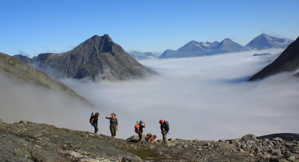 Góry Norwegii
