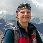 Katarzyna Jamróz - przewodnik beskidzki